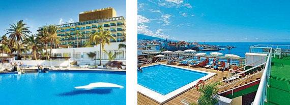 Hotel Vallemar Puerto De La Cruz