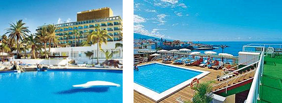 Hotel Valle Mar -  Puerto de la Cruz, Teneriffa ( Urlaub, Reisen, Lastminute-Reisen, Pauschalreisen )