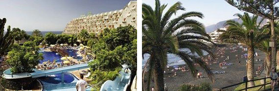 Hotel Be Live Playa La Are - Puerto de Santiago, Teneriffa ( Urlaub, Reisen, Lastminute-Reisen, Pauschalreisen )