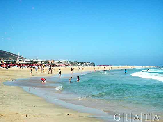 Playa de Jandia, Jandia, Fuerteventura, Kanaren ( Urlaub, Reisen, Lastminute-Reisen, Pauschalreisen )