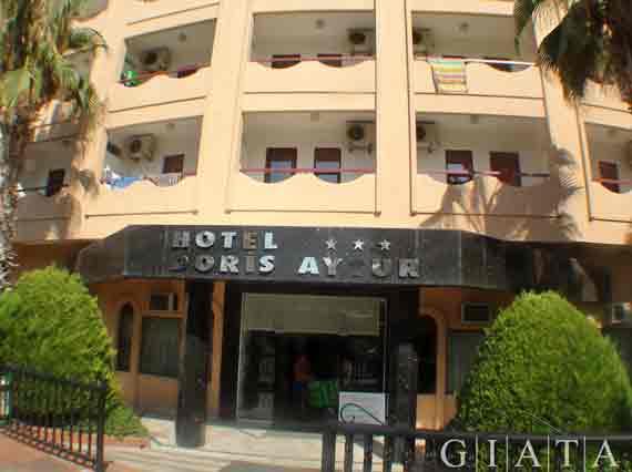 Hotel Doris Aytur - Alanya-Mahmutlar, Türkische Riviera, Türkei ( Urlaub, Reisen, Lastminute-Reisen, Pauschalreisen )