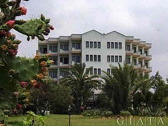 Hotel Caretta Beach - Alanya-Konakli, Türkische Riviera, Türkei ( Urlaub, Reisen, Lastminute-Reisen, Pauschalreisen )