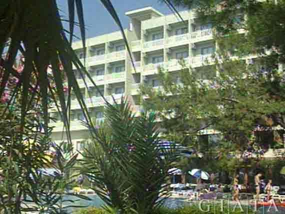 Hotel Incekum West in Avsallar-Incekum - Alanya, Türkische Riviera, Türkei ( Urlaub, Reisen, Lastminute-Reisen, Pauschalreisen )