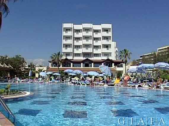 Trendy hotels palm beach side kumk y t rkische riviera for Trendiest hotels