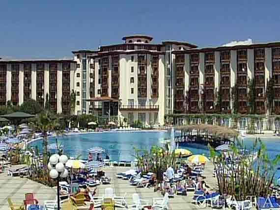 Letoonia Golf Resort in Belek, Antalya, Türkische Riviera, Türkei ( Urlaub, Reisen, Lastminute-Reisen, Pauschalreisen )