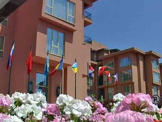 Fantasia Hotel Deluxe in Kemer-Camyuva - Antalya, Türkische Riviera, Türkei ( Urlaub, Reisen, Lastminute-Reisen, Pauschalreisen )