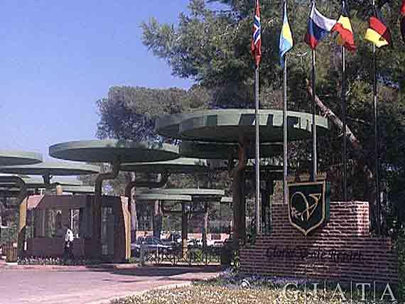 Gloria Verde Resort in Belek, Antalya, Türkische Riviera, Türkei ( Urlaub, Reisen, Lastminute-Reisen, Pauschalreisen )