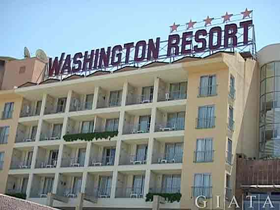 Hotel Aska Washington Resort in Manavgat-Gazipasa - Türkische Riviera, Türkei ( Urlaub, Reisen, Lastminute-Reisen, Pauschalreisen )