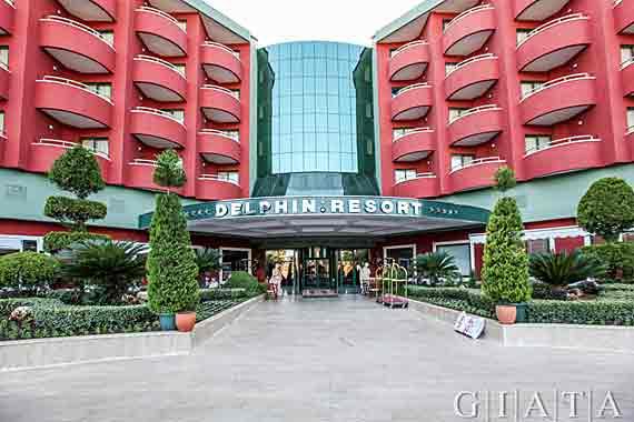 Hotel Delphin Deluxe Resort - Okurcalar-Karaburun, Türkische Riviera, Türkei ( Urlaub, Reisen, Lastminute-Reisen, Pauschalreisen )