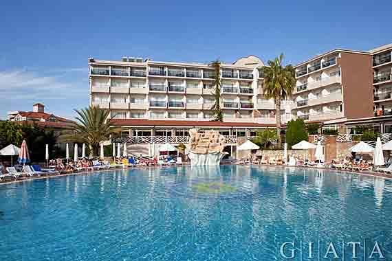 Hotel Corolla Side