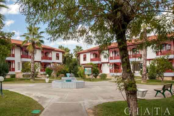 Hotel Club Ali Bey in Manavgat-Gazipasa - Türkische Riviera, Türkei ( Urlaub, Reisen, Lastminute-Reisen, Pauschalreisen )