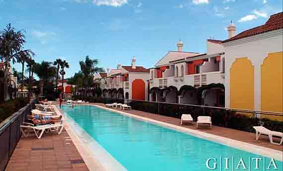 Bungalows Cordial Green Golf  - Maspalomas, Gran-Canaria, Kanaren ( Urlaub, Reisen, Lastminute-Reisen, Pauschalreisen )