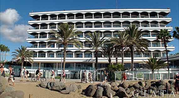 Hotel IFA Faro Maspalomas - Gran-Canaria, Kanaren, Spanien ( Urlaub, Reisen, Lastminute-Reisen, Pauschalreisen )