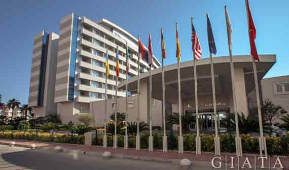 Hotel Porto Bello Resort – Antalya, Türkische Riviera, Türkei (Urlaub, Reisen, Last-Minute-Reisen)