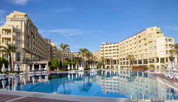 Silence Beach Resort in Manavgat-Kizilagac - Türkische Riviera, Türkei ( Urlaub, Reisen, Lastminute-Reisen, Pauschalreisen )
