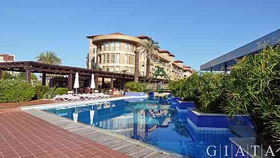 Lti Xanthe Resort & Spa - Side-Kumköy-Evrenseki, Türkische Riviera, Türkei ( Urlaub, Reisen, Lastminute-Reisen, Pauschalreisen )