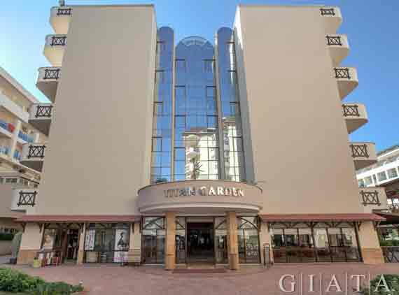Hotel Titan Garden - Alanya-Konakli, Türkische Riviera, Türkei ( Urlaub, Reisen, Lastminute-Reisen, Pauschalreisen )