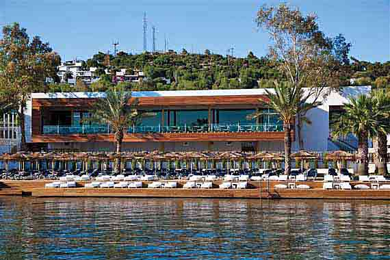 Hotel Voyage Türkbükü in Türkbükü - Halbinsel Bodrum, Türkei Südägäis ( Urlaub, Reisen, Lastminute-Reisen, Pauschalreisen )