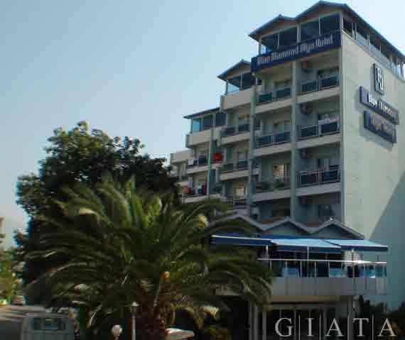 Hotel Blue Diamond Alya  - Alanya-Obagöl, Türkische Riviera, Türkei ( Urlaub, Reisen, Lastminute-Reisen, Pauschalreisen )