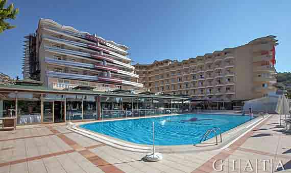 Beach Club Doganay - Alanya-Konakli, Türkische Riviera, Türkei ( Urlaub, Reisen, Lastminute-Reisen, Pauschalreisen )