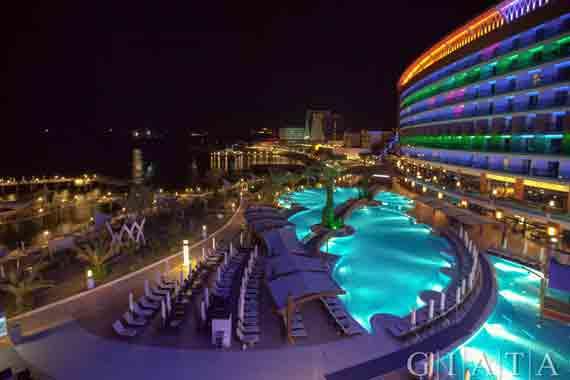 Granada Luxury Resort, Alanya-Okurcalar, Türkische Riviera, Türkei ( Urlaub, Reisen, Lastminute-Reisen, Pauschalreisen )