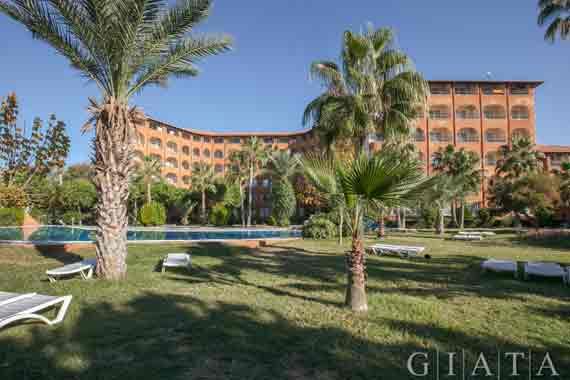 Club Turtas Beach Hotel - Alanya-Konakli, Türkische Riviera, Türkei ( Urlaub, Reisen, Lastminute-Reisen, Pauschalreisen )