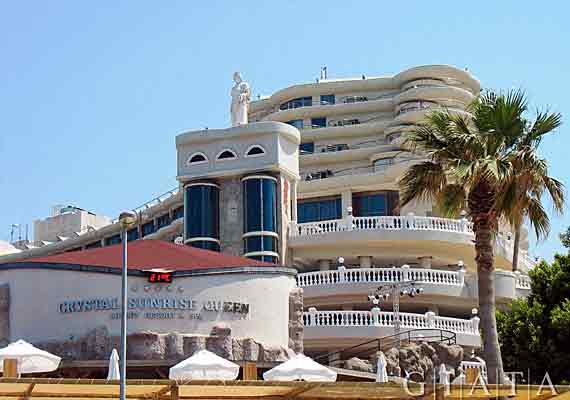 Hotel Crystal Sunrise Queen Resort - Side-Kumköy, Türkische Riviera, Türkei ( Urlaub, Reisen, Lastminute-Reisen, Pauschalreisen )