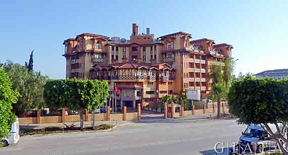 Hotel Villa Side in Side-Kumköy, Türkische Riviera, Türkei ( Urlaub, Reisen, Lastminute-Reisen, Pauschalreisen )