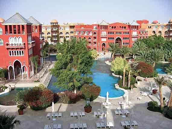 Grand Resort in Hurghada - Ägypten ( Urlaub, Reisen, Pauschalreisen, Last Minute Reisen )