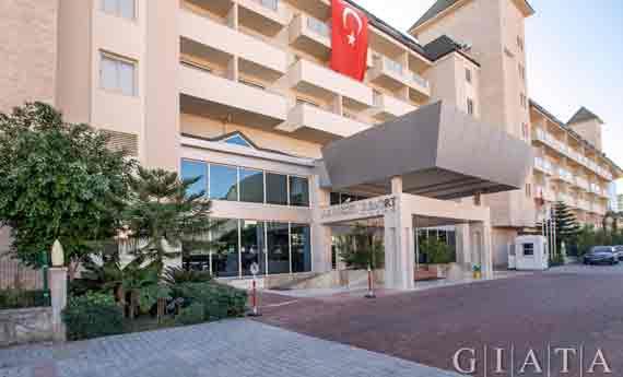 Hotel MC Arancia Resort - Alanya-Konakli, Türkische Riviera, Türkei ( Urlaub, Reisen, Lastminute-Reisen, Pauschalreisen )