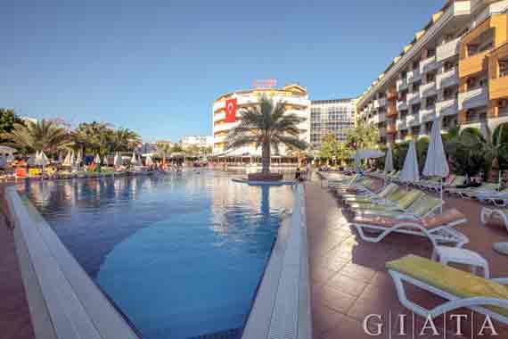 My Home Resort Hotel Alanya