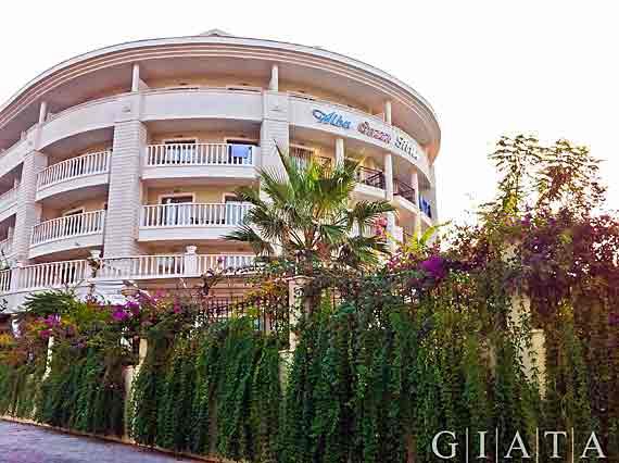 Hotel Alba Queen - Side-Colakli, Türkische Riviera, Türkei ( Urlaub, Reisen, Lastminute-Reisen, Pauschalreisen )