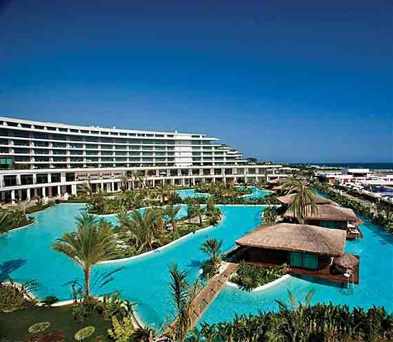 Hotel Maxx Royal Belek Golf und SPA - Antalya-Belek, Türkische Riviera, Türkei ( Urlaub, Reisen, Lastminute-Reisen, Pauschalreisen )