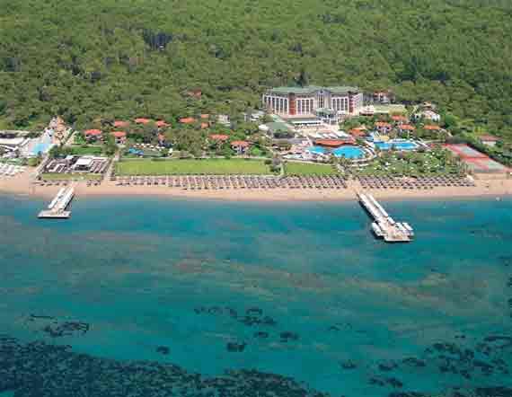 Voyage Sorgun in Side-Sorgun, Türkische Riviera, Türkei ( Urlaub, Reisen, Lastminute-Reisen, Pauschalreisen )