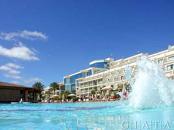 SBH Costa Calma Palace - Costa Calma, Fuerteventura, Kanaren ( Urlaub, Reisen, Lastminute-Reisen, Pauschalreisen )