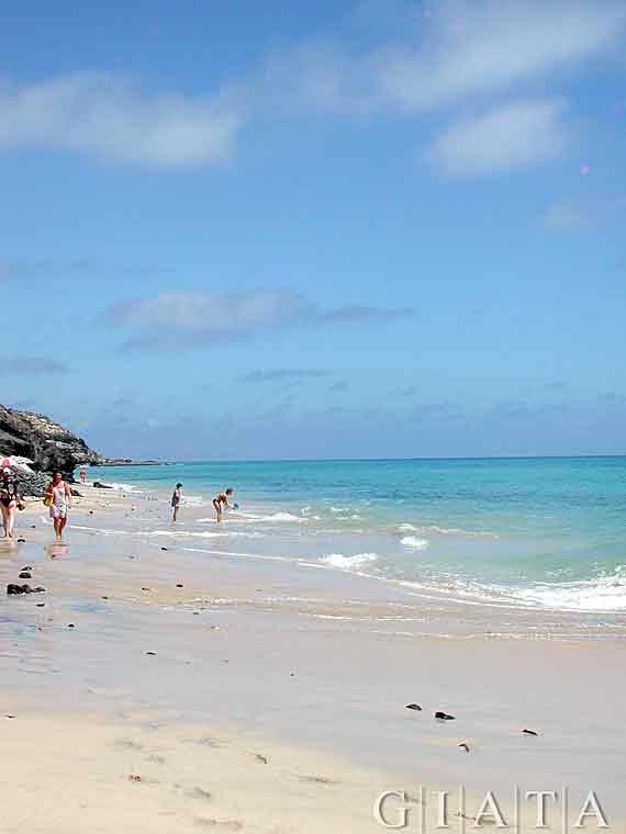 Strand Playa de Esquinzo, Fuerteventura, Kanaren ( Urlaub, Reisen, Lastminute-Reisen, Pauschalreisen )