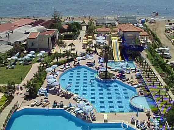 Hotel Antalya Side