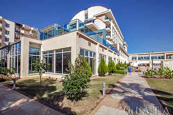 Hotel Titan Select - Alanya- Konakli, Türkische Riviera, Türkei ( Urlaub, Reisen, Lastminute-Reisen, Pauschalreisen )