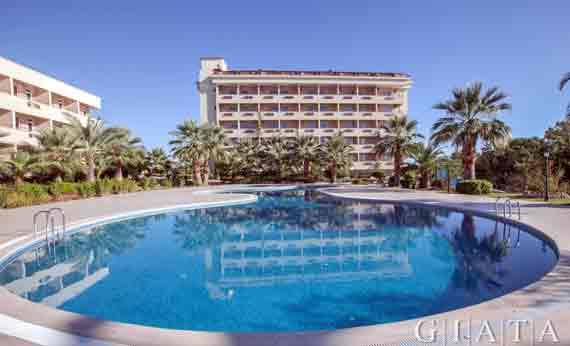 Hotel smartline Aska Bayview - Alanya-Avsallar-Incekum, Türkische Riviera, Türkei ( Urlaub, Reisen, Lastminute-Reisen, Pauschalreisen )