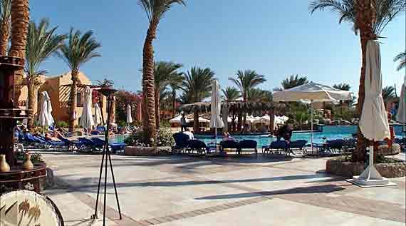 Iberotel Makadi Beach in Makadi Bay - Hurghada, Ägypten ( Urlaub, Reisen, Pauschalreisen, Last Minute Reisen )