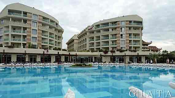 Hotel Seamelia Beach Resort - Side-Evrenseki, Türkische Riviera, Türkei ( Urlaub, Reisen, Lastminute-Reisen, Pauschalreisen )