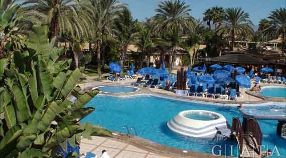 Dunas Suites und Villas Resort - Maspalomas, Gran-Canaria, Kanaren ( Urlaub, Reisen, Lastminute-Reisen, Pauschalreisen )