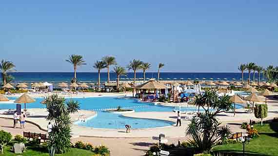 Hostmark Grand Seas Resort in Hurghada - Rotes Meer, Ägypten