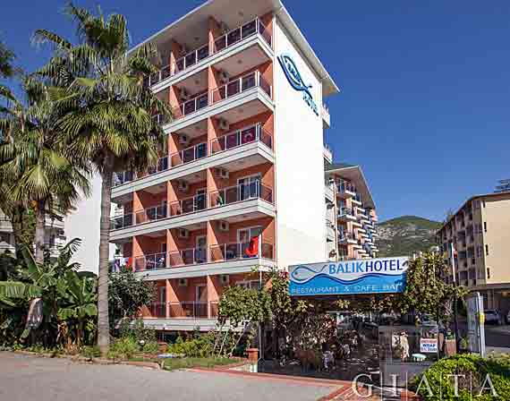 Hotel Balik Kleopatra - Alanya, Türkische Riviera, Türkei ( Urlaub, Reisen, Lastminute-Reisen, Pauschalreisen )