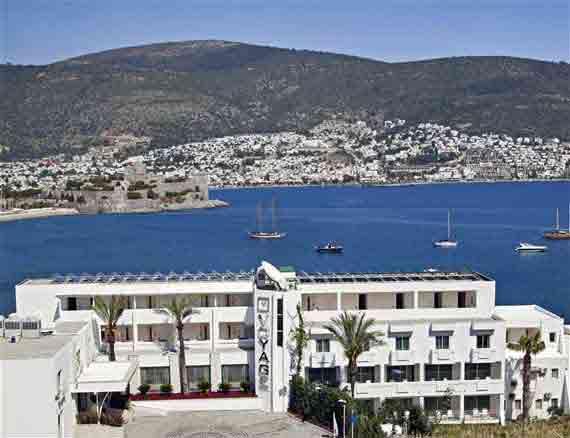 Hotel Voyage Bodrum - Halbinsel Bodrum, Türkei Südägäis (  Urlaub, Reisen, Lastminute-Reisen, Pauschalreisen )