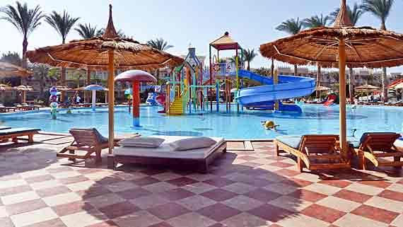Beach Albatros Resort in Hurghada - Rotes Meer, Ägypten
