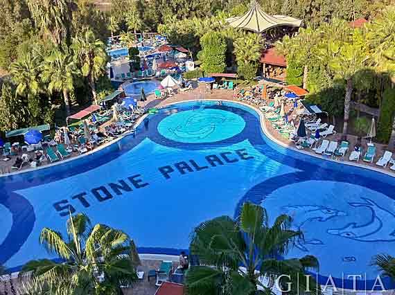Hotel Vera Stone Palace Side - Side-Colakli, Türkische Riviera, Türkei ( Urlaub, Reisen, Lastminute-Reisen, Pauschalreisen )