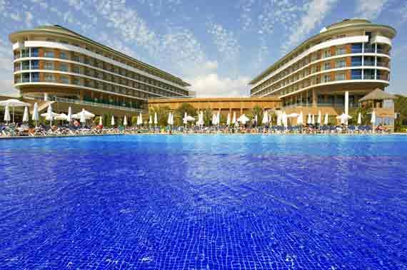 Hotel Voyage Belek Golf und SPA - Antalya-Belek, Türkische Riviera, Türkei ( Urlaub, Reisen, Lastminute-Reisen, Pauschalreisen )