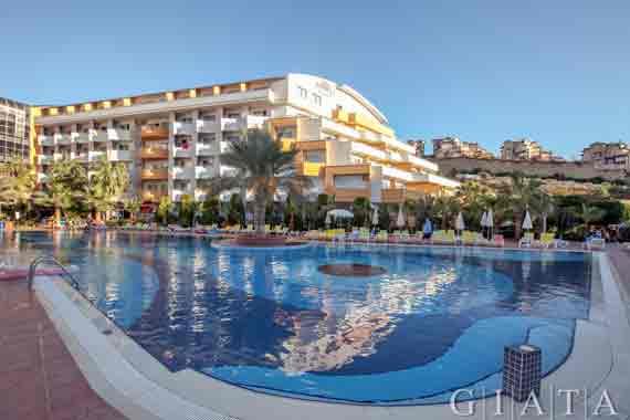 Hotel My Home Resort - Alanya-Avsallar-Incekum, Türkische Riviera, Türkei ( Urlaub, Reisen, Lastminute-Reisen, Pauschalreisen )