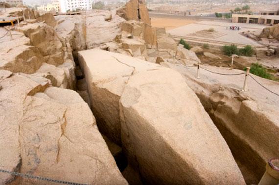 Ägypten, Assuan - Der unfertige Obelisk ( Urlaub, Reisen, Lastminute-Reisen, Pauschalreisen )